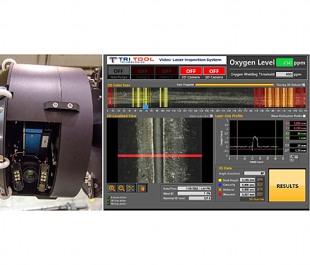 ID Weld Inspection System